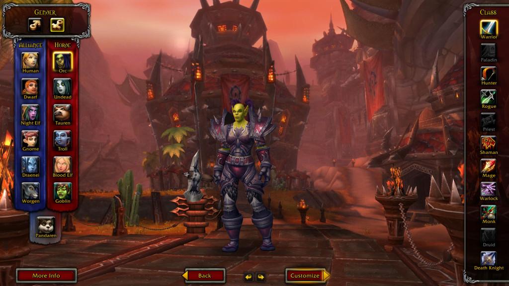 Horde - Orc