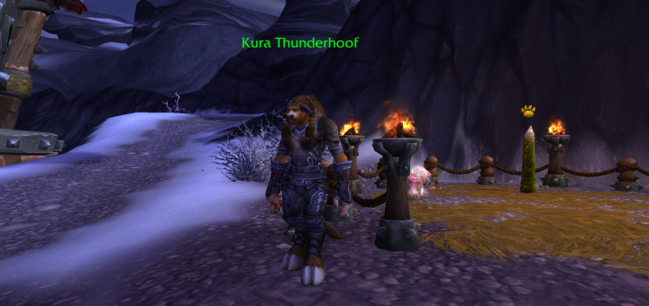 Kura Thunderhoof - Questgeber