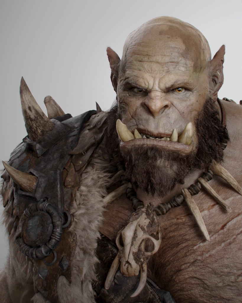 Warcraft Film - Legendary Pictures