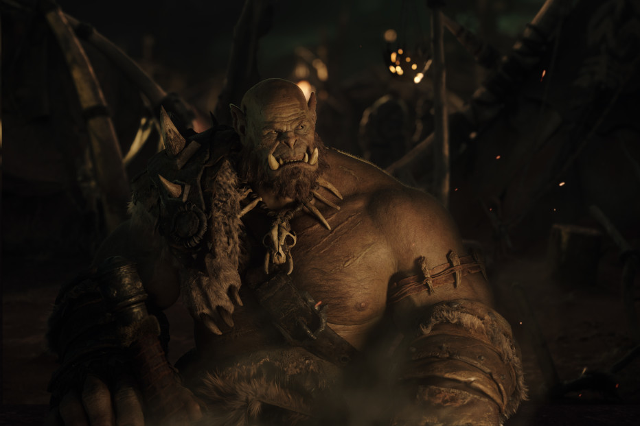 Warcraft Film: Orgrim - Legendary Pictures