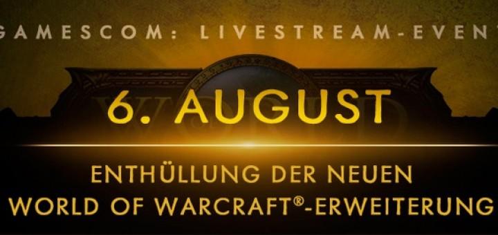 Neue World of Warcraft-Erweiterung